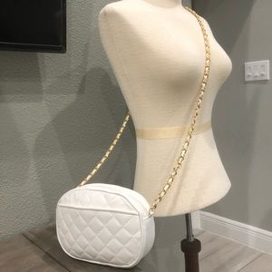 "no brand Bags - ""Final Price"" White Crossbody Handbag"